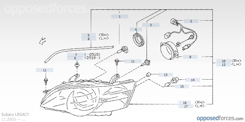 Ford Hid Headlights Wiring Diagram 2005 Outback Low Beam Headlight Bulbs Burn Out Quickly
