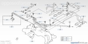 Vacuum Hose Diagram 2002 Subaru Wrx  Best Diagram For Cars