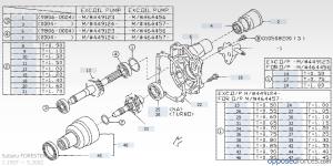 Subaru Transaxle Diagram  Wiring Library