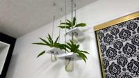 Make a Hanging Colander Lamp for Your Kitchen