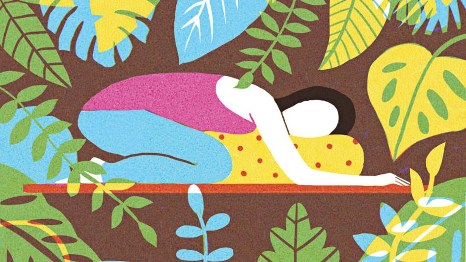 Restorative Yoga Health Benefits
