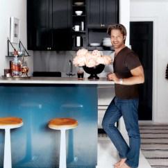 Backsplash Ideas For Small Kitchen White Appliances Nate Berkus's Manhattan Transfer