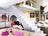One Small Loft Space, 17 Big Design Ideas