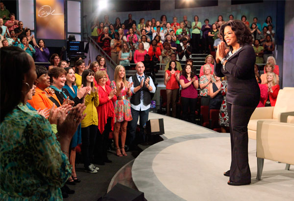 Image result for oprah winfrey show the early days