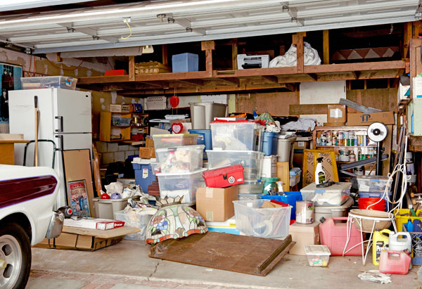 How To Clean Out Your Garage  Springcleaning Tips