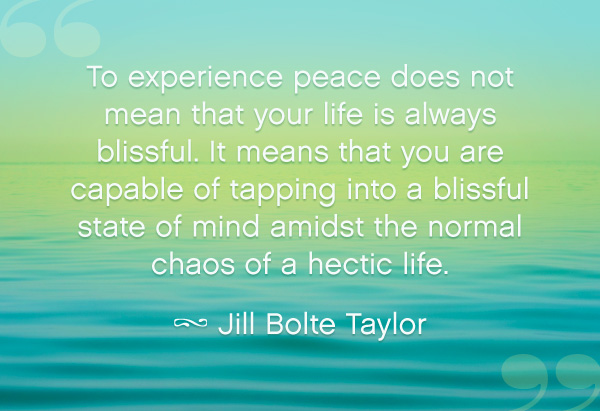 Jill Bolte Taylor quote