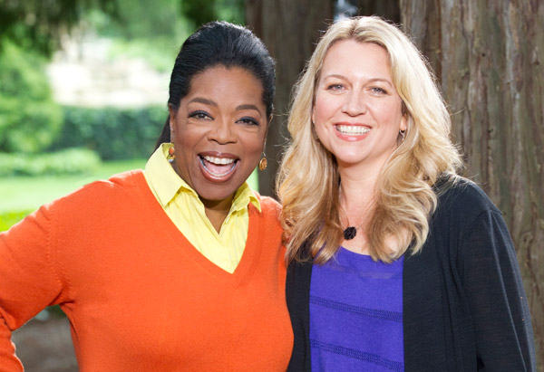 Susan's Special Needs: Oprah Talks to Cheryl Strayed About ...