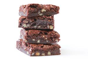 No-Bake Chocolate Almond Bars