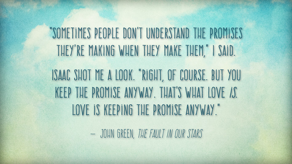 Tfios Wallpaper Quotes The Fault In Our Stars Quotes
