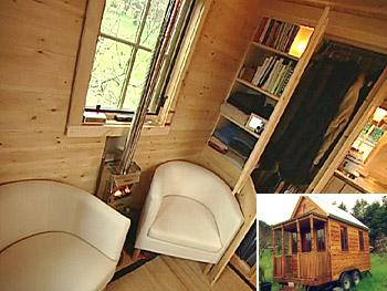 """Tiny Homes Big Ideas"""
