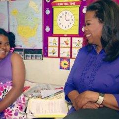 Inspiration For Living Room Apartment Sets Oprah Meets Shaquan Duley's Daughter, Saniya - Video
