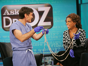 Dr Oz Answers Burning Medical Questions