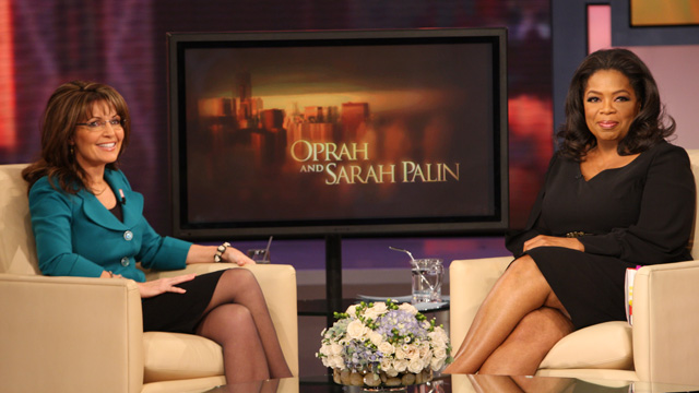 Sarah Palin Discusses Her Interview with Katie Couric  Video