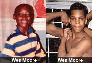 Wes Moore and Wes Moore
