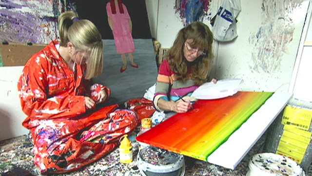 Art Therapy and Dissociative Identity Disorder  Video