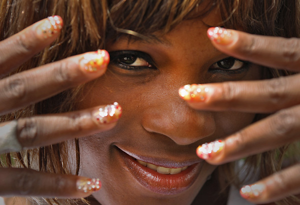 Serena Williams Nail Gallery