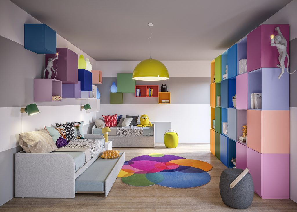Chi dice che sia più divertente arredare una cameretta per una bambina può ricredersi! Osservatorio Sulla Casa Come Arredare Una Cameretta Per Bambini Idee E Consigli Utili