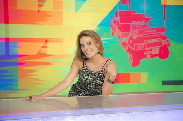 Maíra Charken (Foto: Globo/Renato Rocha Miranda)