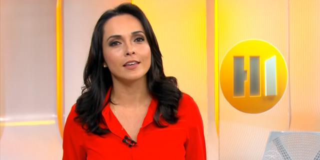 IIzabella Camargo foi demitida da Globo. (Foto: Reprodução/Globo)