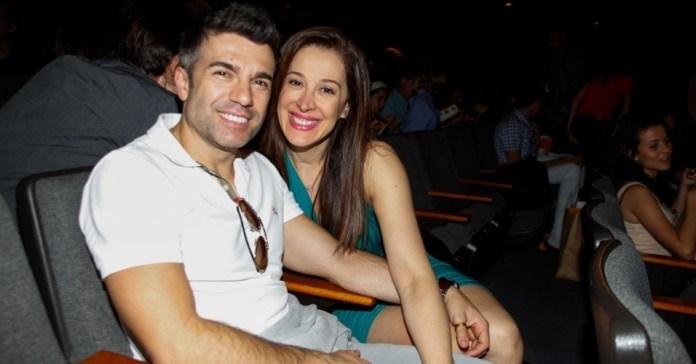 Jarbas Homem de Mello e Claudia Raia (Foto: Divulgação)