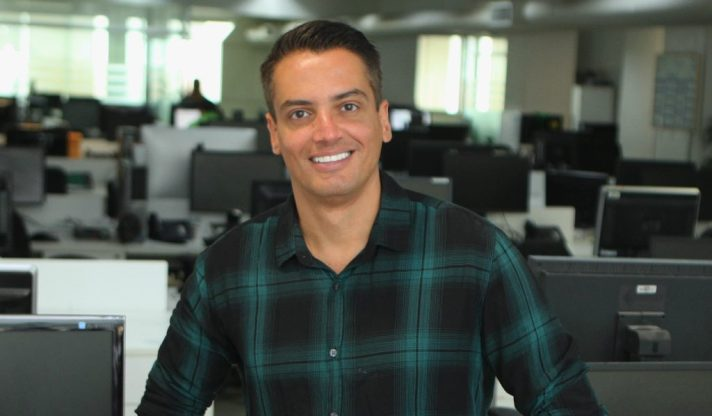 O jornalista Leo Dias (Foto: Estefan Radovicz/Agência O Dia)