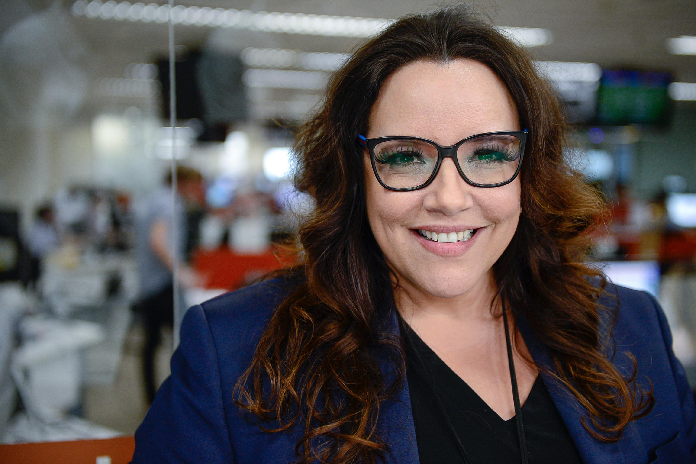A cantora Ana Carolina (Foto: VEJA)