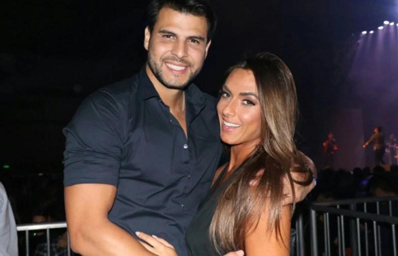Nicole Bahls e Marcolo Bimbi (Foto: Divulgação)