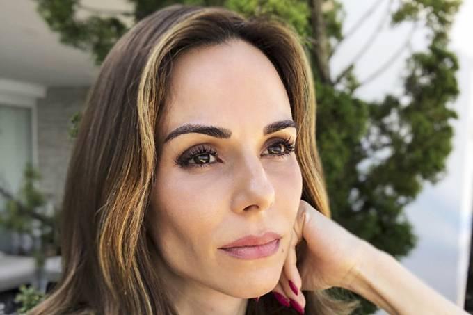 A apresentadora Ana Furtado (Foto: Reprodução)