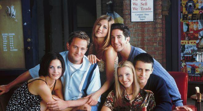 Os seis friends mais amados da ficção podem se reunir novamente (Foto: Divulgação)