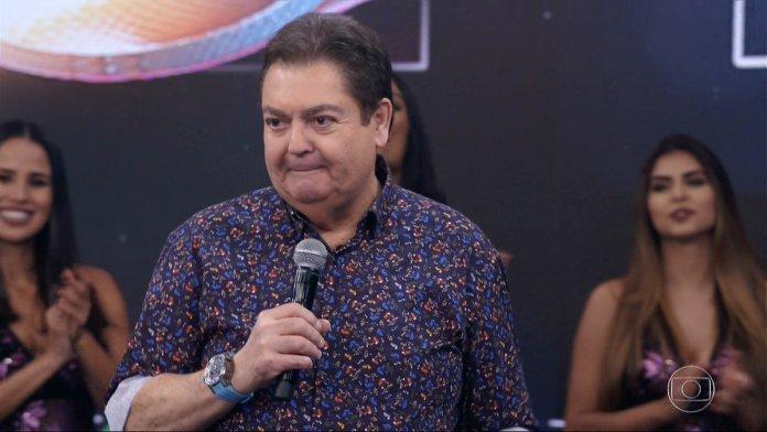 Faustão pode ter mandado recado para Bolsonaro (Foto: Reprodução)