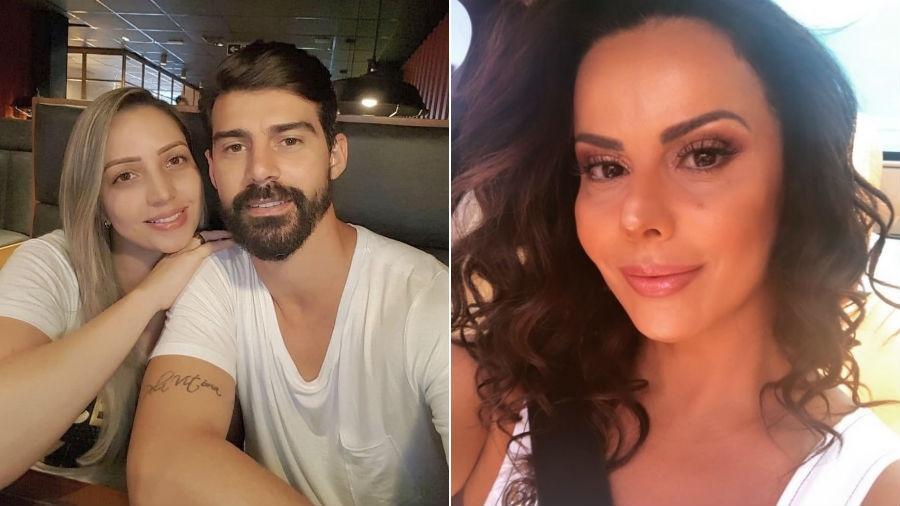 Atual de Radamés diz o que pensa sobre Viviane Araújo e surpreende ...