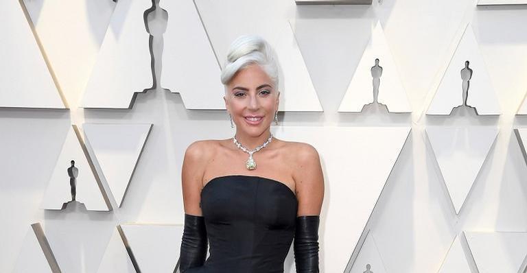 Lady Gaga dá discurso em show sobre relação com Bradley Cooper (Foto: Divulgação)