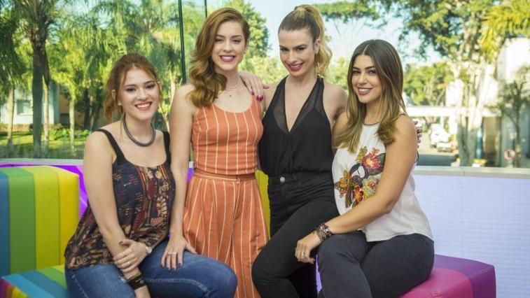 Rafa Brites fez parte da história do extinto Vídeo Show (Foto: Globo/João Cotta)