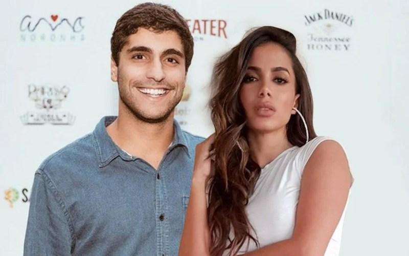 Thiago Magalhães, Anitta e Neymar estão em meio a polêmica (Foto: Reprodução)