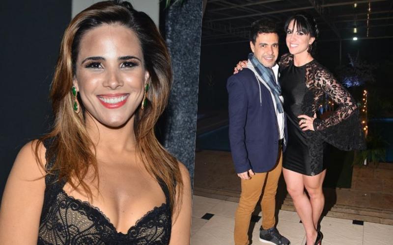 Wanessa e Graciele Lacerda aparecem juntas em foto durante viagem Foto: Reprodução