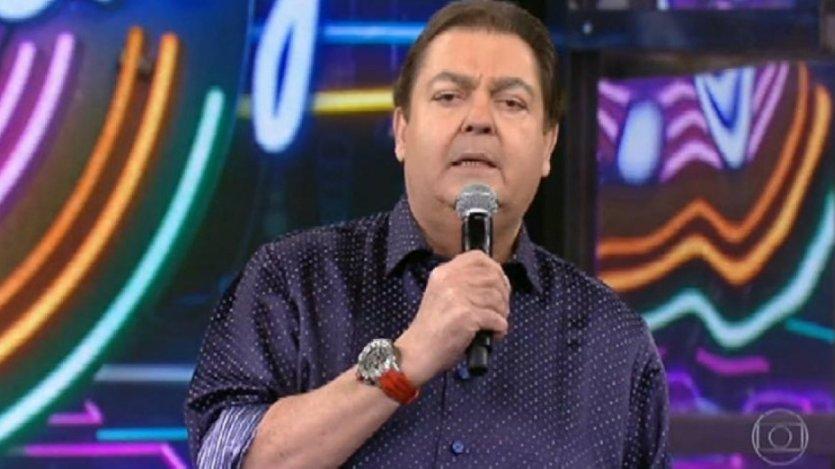 O apresentador Faustão defendeu o ministro Sérgio Moro (Foto: Reprodução)