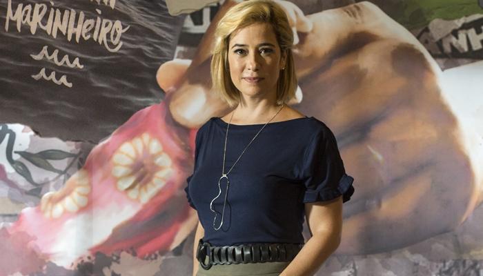 Paloma Duarte em Malhação: Toda Forma de Amar (Foto: Globo/Estevam Avellar)