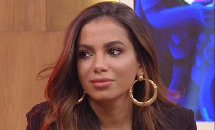 Anitta na Globo (Foto: Reprodução)
