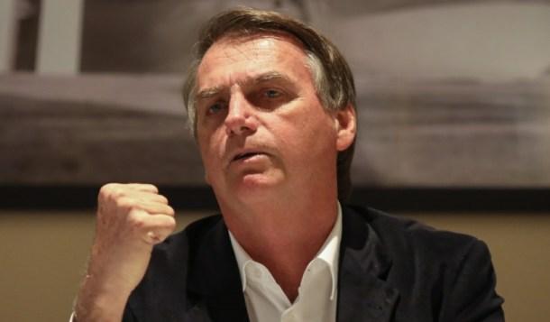 Jair Bolsonaro (Foto: Sérgio Lima/Poder 360)