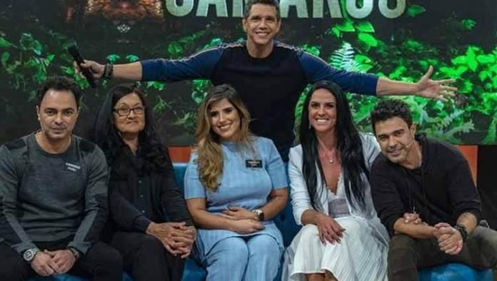 Zezé de Camargo no Tamanho Família (Foto: Reprodução)