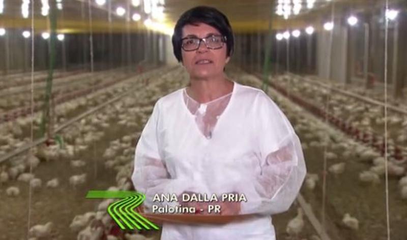 Jornalista Ana Dalla Pria foi demitida pela Globo (Foto: Reprodução)