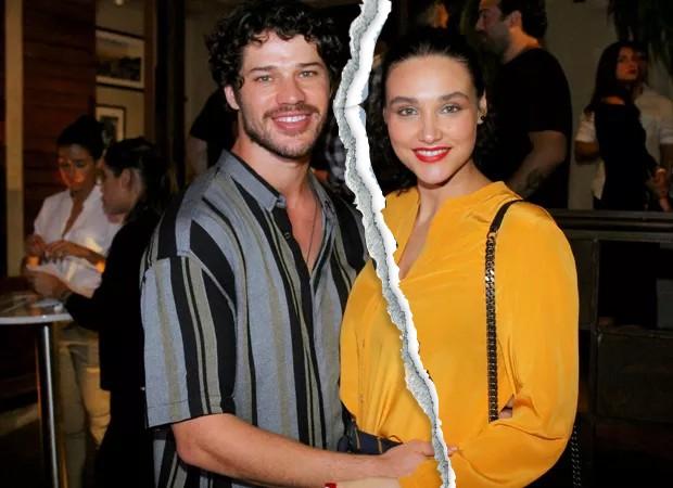 Débora Nascimento e José Loreto Bruno Gagliasso(Foto: Daniel Delmiro/AgNews)