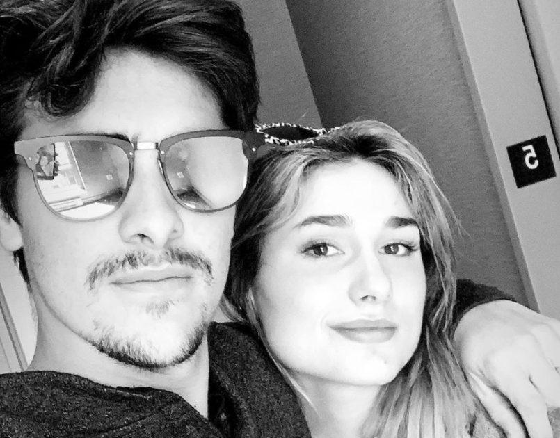 Bruno Montaleone e Sasha - Reprodução/Instagram