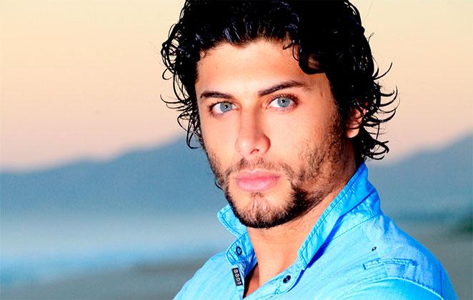 Modelo é casado com Carol Ramiro