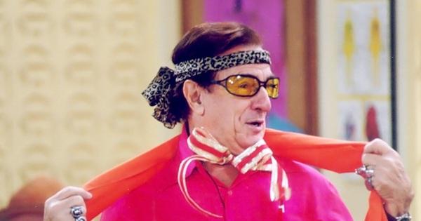 Orlando Drummond como Seu Peru (Foto: Divulgação/TV Globo)