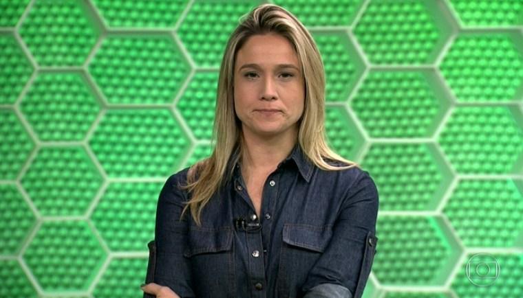 A ex-apresentada da Globo, Fernanda Gentil abre o coração, fala sobre saída da emissora e mudança brusca de carreira (Foto: Reprodução/Globo)