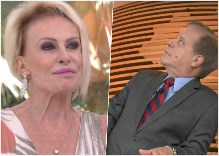 Chico Pinheiro pega Ana Maria Braga de surpresa, faz convite inusitado e deixa apresentadora constrangida Foto: Reprodução Mais você/Bom Dia Brasil