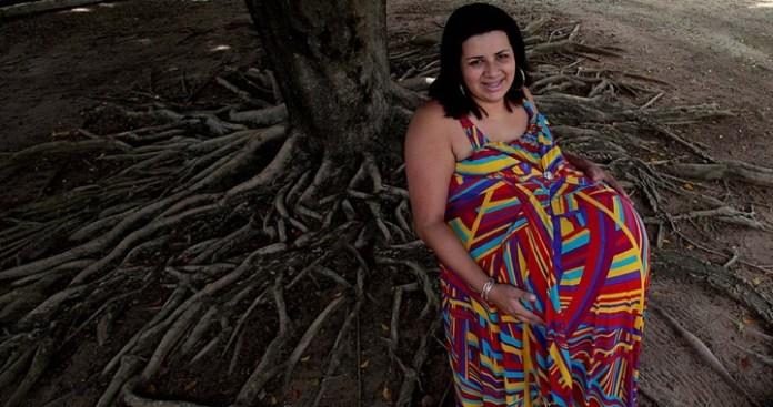A grávida de Taubaté gerou comoção, mas depois virou piada. (Foto: Divulgação)
