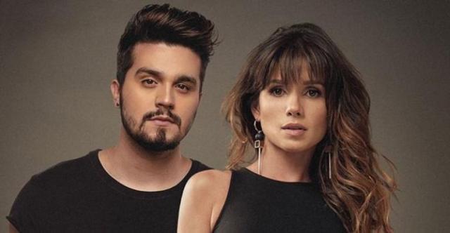 Luan Santana canta Juntos e shallow now com Paula Fernandes (Foto: Divulgação)