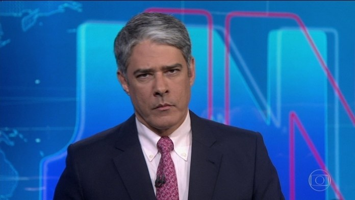 William Bonner deve ser substituído em breve da bancada do Jornal Nacional (Foto: Divulgação)